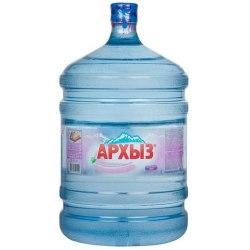 Вода питьевая Архыз 19л